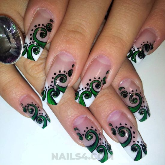 Attractive and perfect ideas - vacation, nail, naildesign, smart