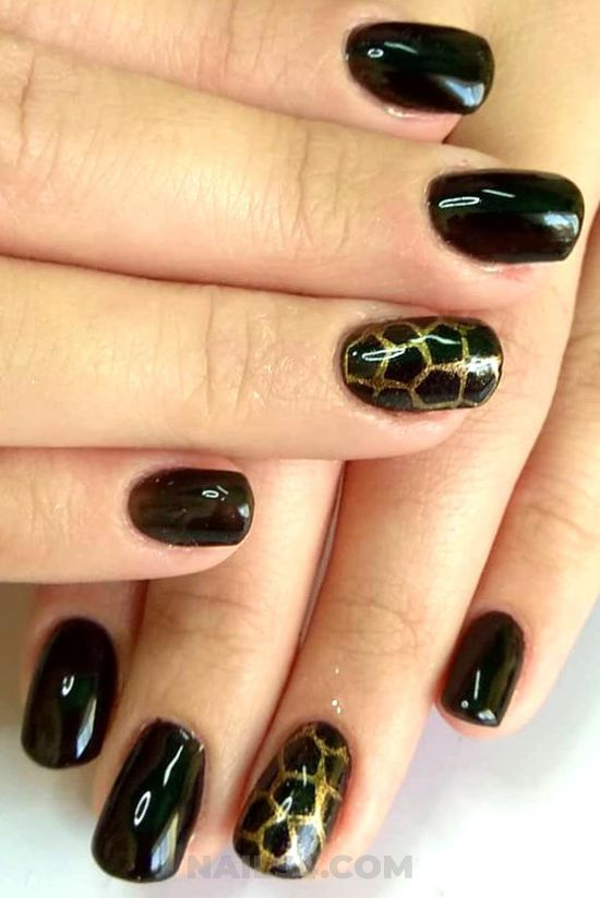 Attractive and pretty nails ideas - dainty, nail, nailideas, naildiy, gel