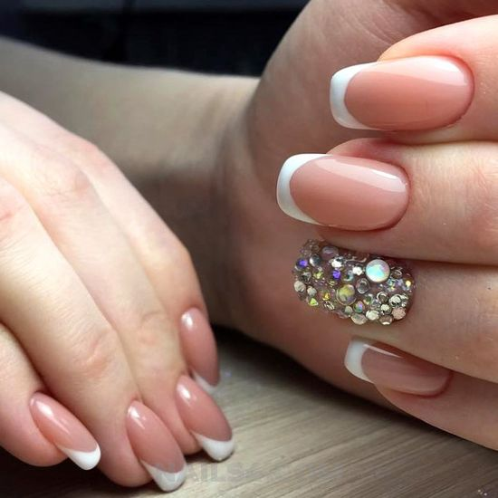 Beautiful perfect manicure ideas - acrylic, neat, nailart, nailideas