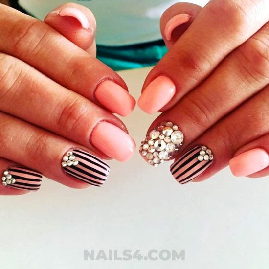 Beautiful & top nails style - cute, nailart, lovable