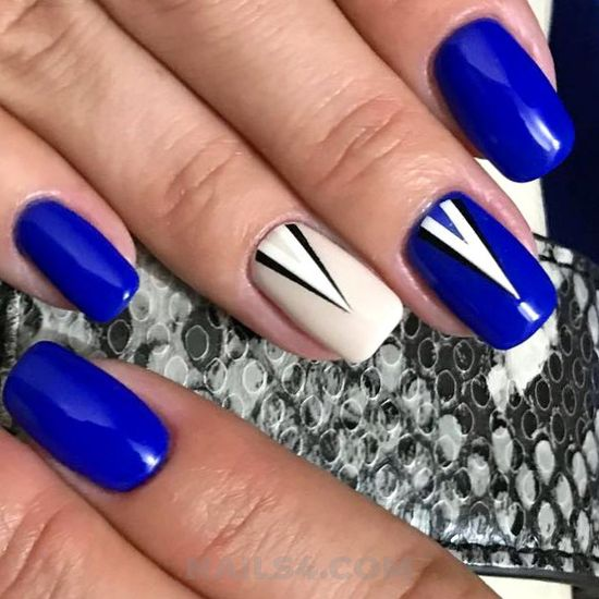 Beautiful & wonderful acrylic manicure style - super, creative, nailidea, nails