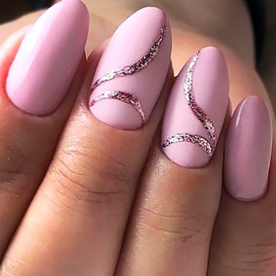 Birthday & lovable acrylic nails idea - nailart, inspirationidea, diy, smart