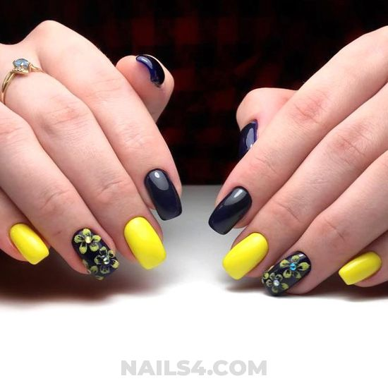 Ceremonial and graceful parisian manicure trend - cute, super, nailstyle, nail, amusing