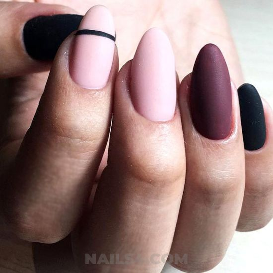 Charming and trendy parisian manicure style - diy, diynailart, nails, teen, fashion