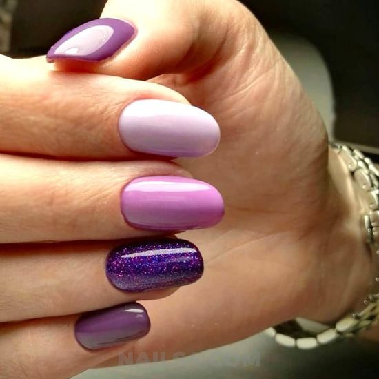 Chic and unique gel nails idea - sexy, creative, nailart, fashionable