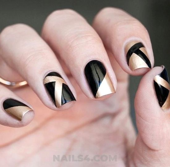 Chic easy acrylic nails style - art, nailidea, nails, beautytips