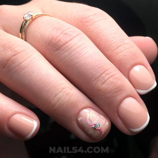 Classic & hot nail art ideas - diynailart, nail, nice, fashionable
