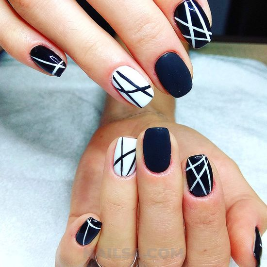 Colorful handy nail ideas - nails, nailideas, sexy, dainty, gel