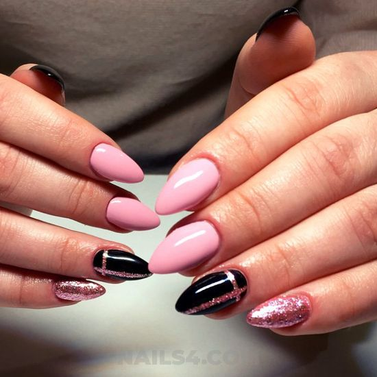 Cool stately american nail ideas - nails, elegant, sexiest, glamour