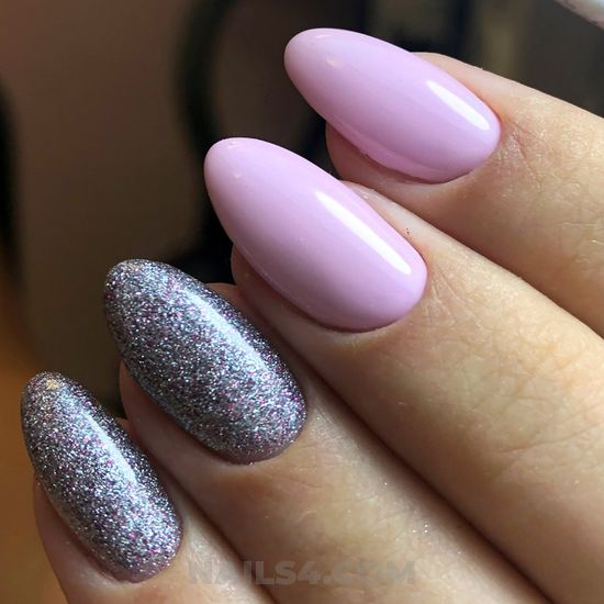 Creative and hot manicure trend - nailart, nailidea, party, dainty