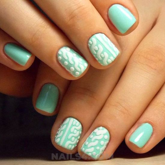 Cute and handy parisian nail trend - star, nails, naildesign, trendy