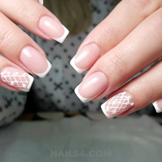 Cutie & inspirational manicure trend - nails, dainty, teen, glamour, nice