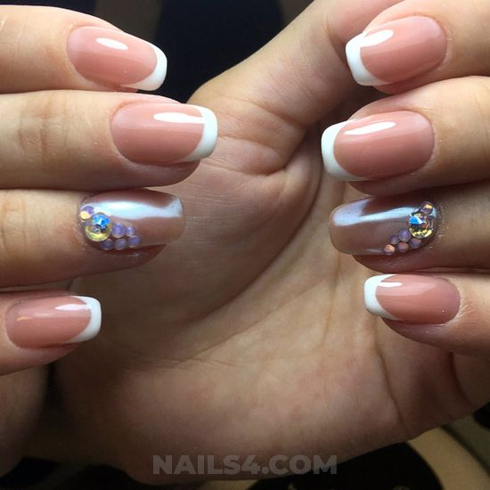 Delightful and pretty acrylic nail art ideas - lovely, naildesign, nails, amusing