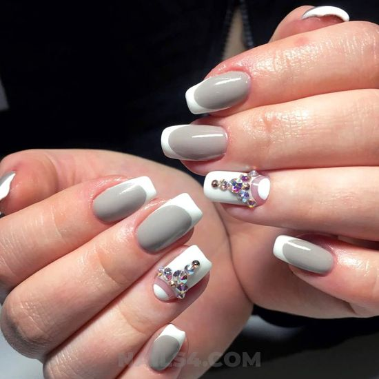Dreamy and glamour nails trend - design, nails, diynailart, nailsdone