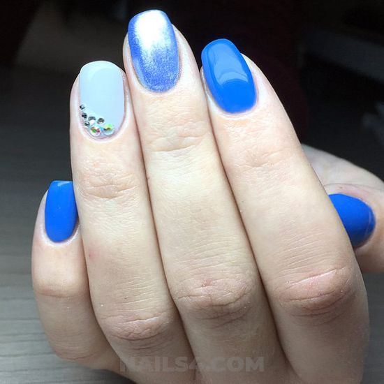 Dreamy simple gel nail trend - vacation, nail, beautytips, gotnails