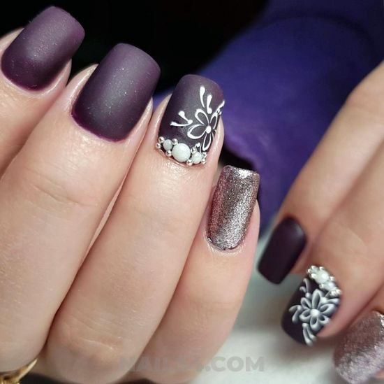 Easy & balanced nail trend - enchanting, wonderful, nails