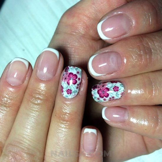 Easy creative acrylic manicure ideas - plush, naildesigns, nailart, fashion