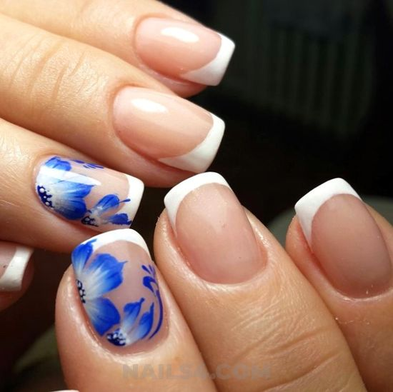 Fantastic incredibly american nail design ideas - lovable, best, gel, nails