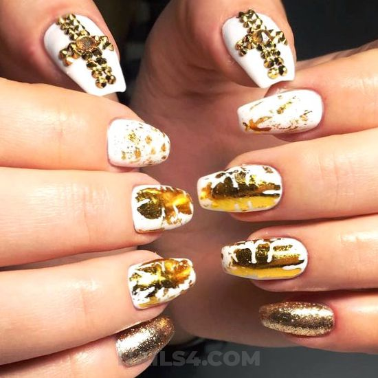 Fashion and incredibly art design - nailart, best, inspiration, shiny