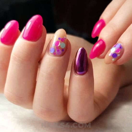 Fashion & lovely acrylic nails style - sweetie, party, nails, nailartideas