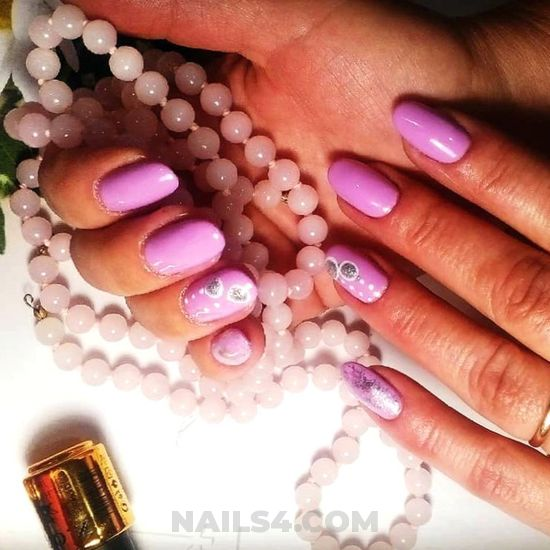 Fashion manicure - star, nail, fashion, cutie