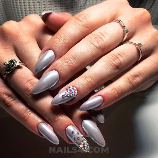 Fashion & neat nail art design - charming, nice, nailidea, nails
