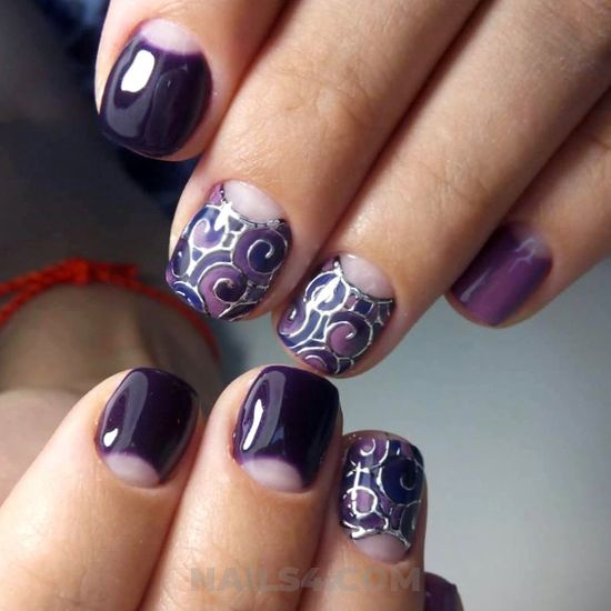 Fashionable and professionail manicure art ideas - diy, nailstyle, nailart, sexiest, gel