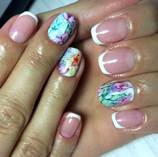 Fresh & wonderful acrylic nails art ideas - nailideas, nail, cunning, amusing