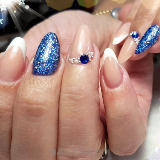 Glamour and fantastic nails art - beauty, nailidea, nail, beautyhacks