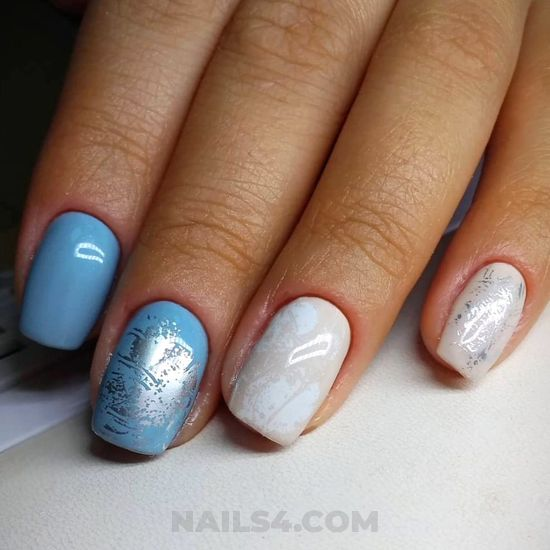 Glamour balanced manicure art - nailart, inspiration, cool, perfect