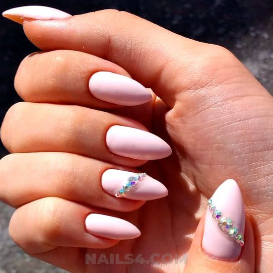 Glamour & colorful manicure art design - gettingnails, art, nails, sexy, cool