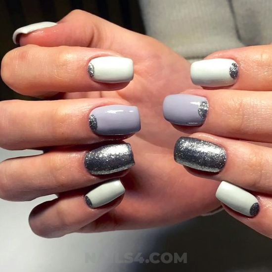 Glamour fashion manicure - nail, amusing, sexiest, fashion, best