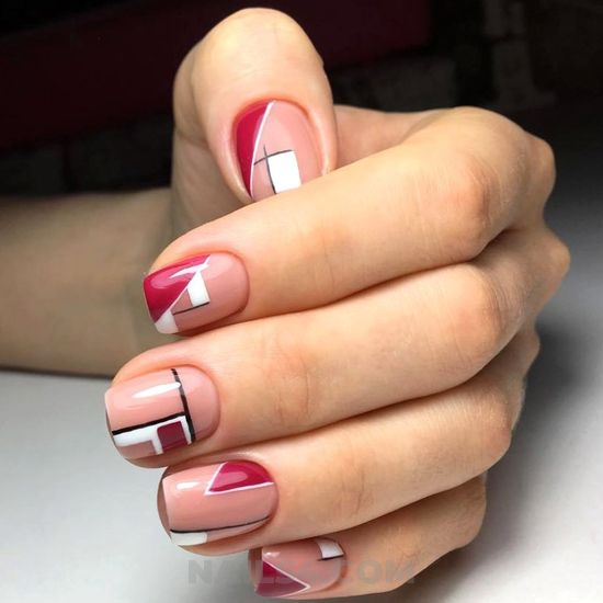 Gorgeous and beautiful acrylic nail trend - nailstyle, nails, teen, diy, pretty