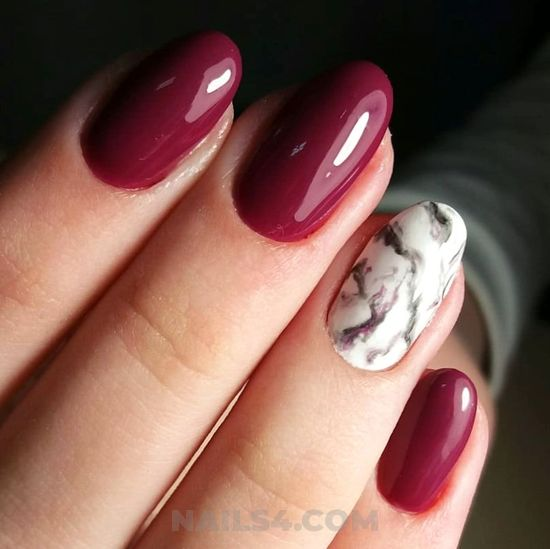 Gorgeous & birthday acrylic manicure art - naildiy, nails, naildesigns, clever