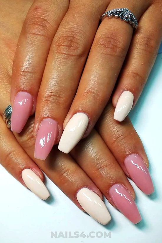Gorgeous & creative gel nails art - getnails, top, nails, nailstyle