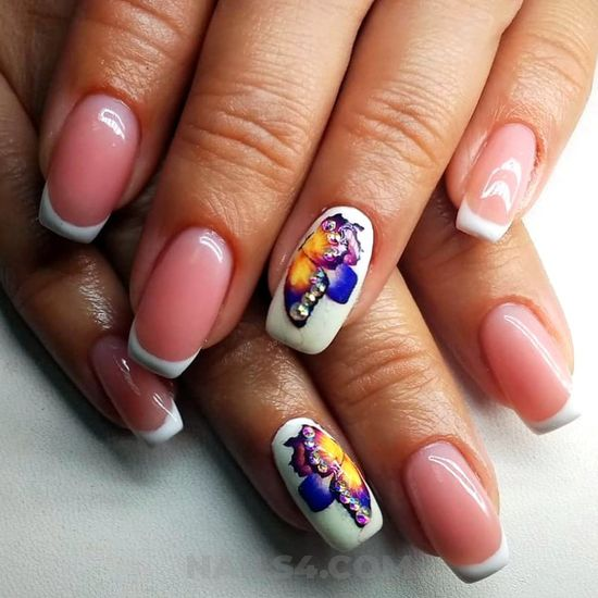 Gorgeous & fashion gel nail design ideas - sweetie, nails, hollywood, cool