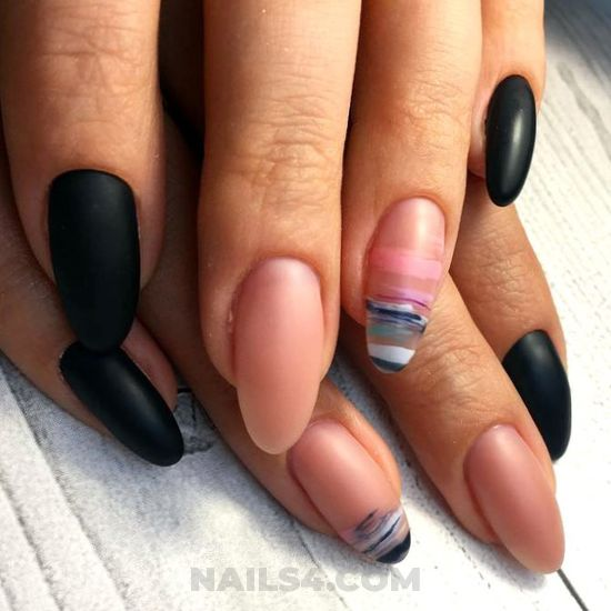 Gorgeous & fresh nail design ideas - nail, handsome, clever, idea, neat