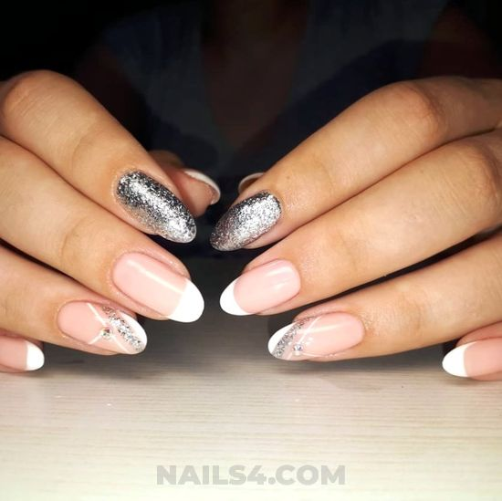 Graceful and feminine gel nails - gotnails, nail, sweet, beautytricks