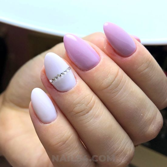 Graceful colorful acrylic nails ideas - perfect, furnished, teen, nails