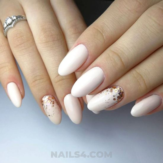 Graceful dream acrylic nails style - dreamy, beauty, plush, nail