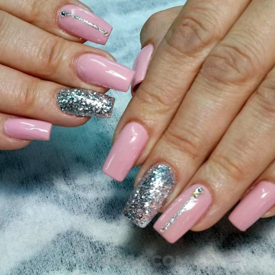 Iconic delightful manicure style - nails, nice, fashionable, star