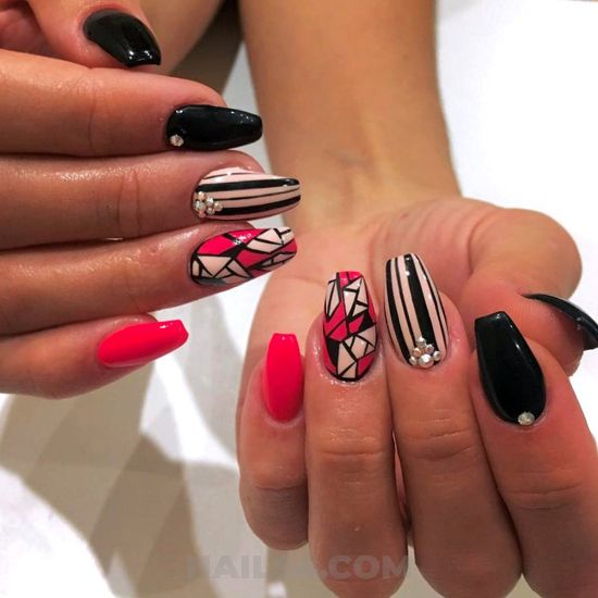Incredibly and birthday acrylic nails design ideas - weekend, getnails, nice, nail