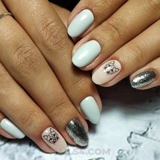 Incredibly & birthday nail design ideas - elegant, furnished, nail, vacation