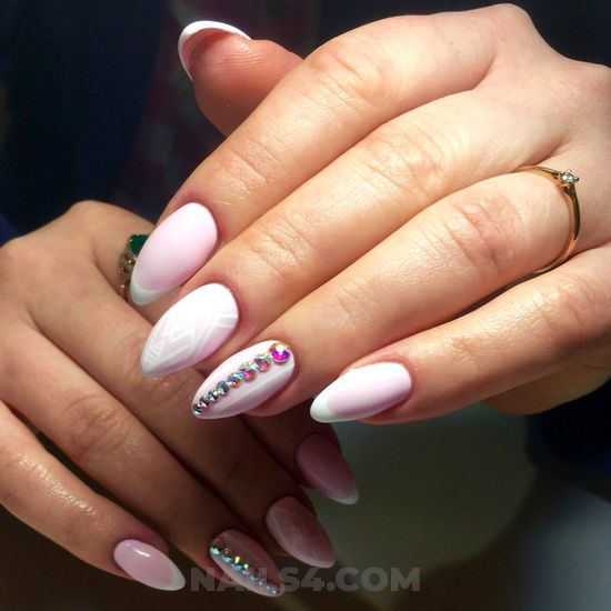 Inspirational and fashion manicure design - furnished, nail, sweet