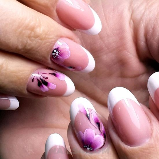 Lovable and adorable nail art design - cute, nail, sexiest, gotnails