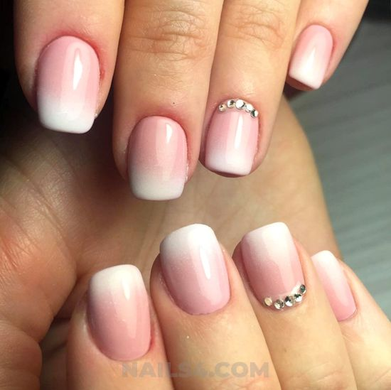 Lovable & balanced acrylic manicure art design - nailswag, ideas, nailartideas, nail