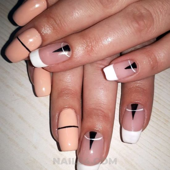Lovable manicure ideas - love, nailidea, nail, star, best