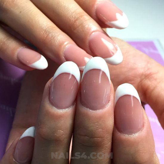 Loveable & beautiful acrylic nail - creative, nailart, nailidea, glamour