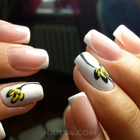Loveable best manicure style - sweetie, nails, diynailart, design