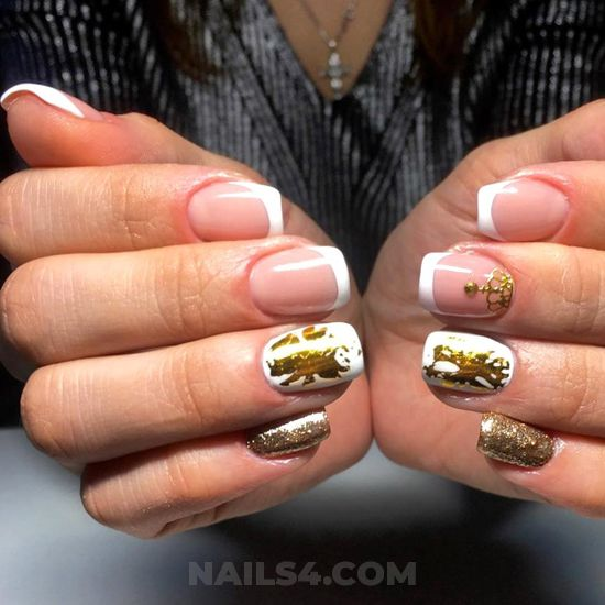 Loveable & fresh acrylic nail art ideas - beautytips, nailart, pretty, weekend